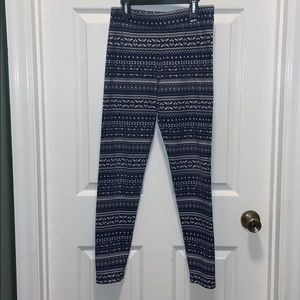 ❤️Abercrombie & Fitch Printed Leggings